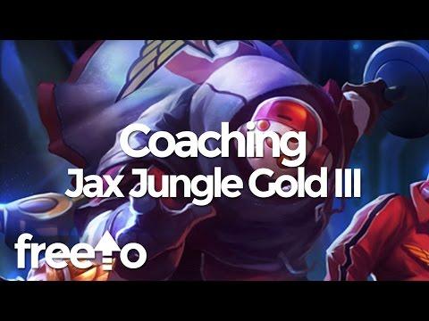 Jax Jungle Gold III - Coaching
