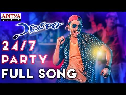 24/7 Party Full Song || Express Raja Songs || Sharwanand, Surabhi, Merlapaka Gandhi
