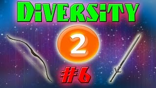 Арена - Diversity 2 - Minecraft
