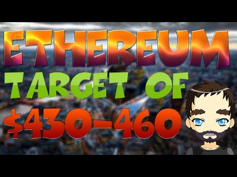 Ethereum Buying Area of $430 - $460 - Target Derived Multiple Ways