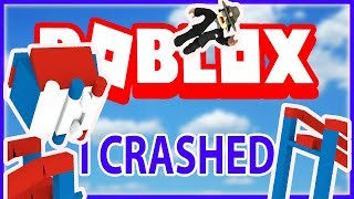 Roblox - Roller Coaster crash