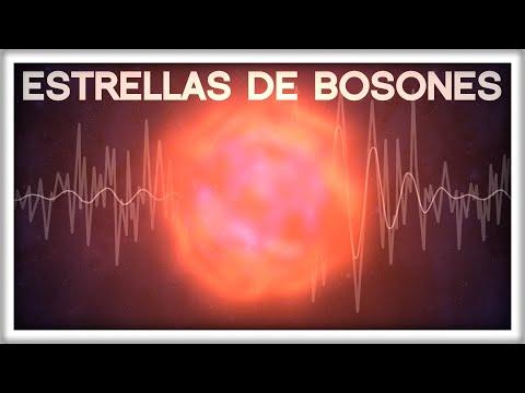 ¿Hemos Descubierto un Objeto Astronómico Nuevo?   Las Estrellas de Bosones