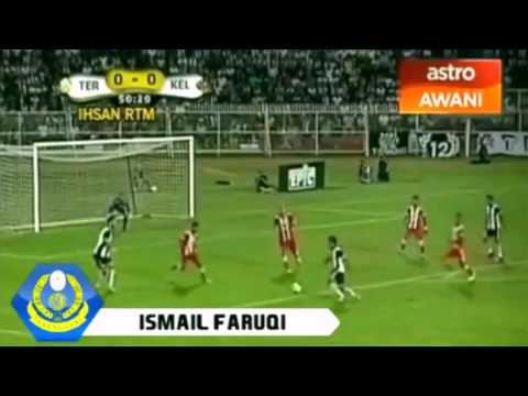 Ismail Faruqi | TOP 3 Liga Super Goals°|