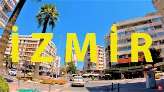 Izmir Driving Tour in 4k! 2019 Turkey Travel Guide