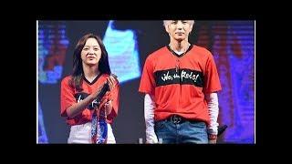 【PHOTO】VIXX レオ&gugudan キム・セジョン「2018 FIFAワールドカップ」街頭応援に参加 Big News TV