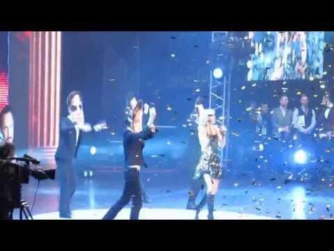 Натали - О боже, какой мужчина (live)