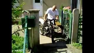 Zundapp moteur polini 80cc