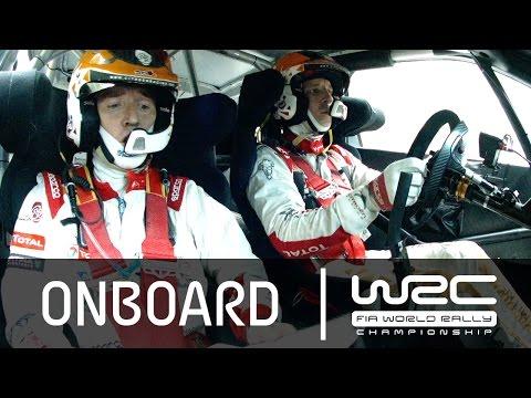 WRC - Neste Oil Rally Finland 2015: Onboard Meeke SS08
