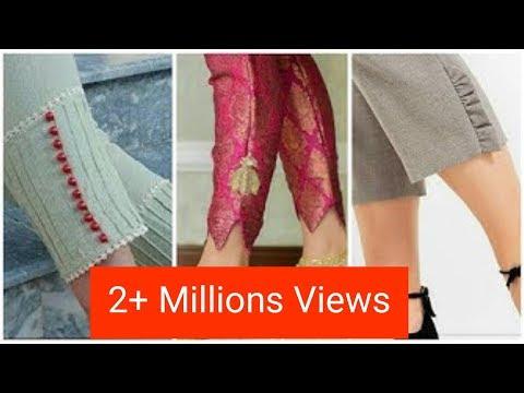 56 Usefull Designer's  Trouser's  Plazo Designs Collection