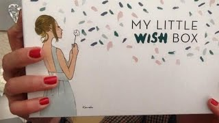 "➳ My Little ""Wish"" Box + cadeau (janvier 2016)"
