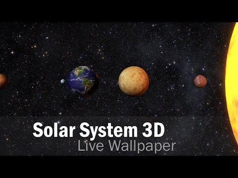 our solar system live - photo #23