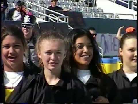 Haltom Marcus football 1997 Pre Game 480p