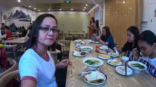 Breakfast Xinyijing Chanyl Hotel