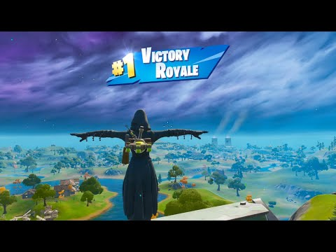 "FORTNITE ""SCOURGE"" SKIN GAMEPLAY Showcase (""PLAGUE DOCTOR"" OUTFIT) 