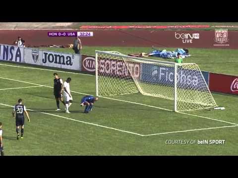 MNT vs. Honduras: Tim Howard Save - Feb. 6, 2013 - YouTube