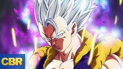 10 Dragon Ball Characters Who Could Achieve Ultra Instinct