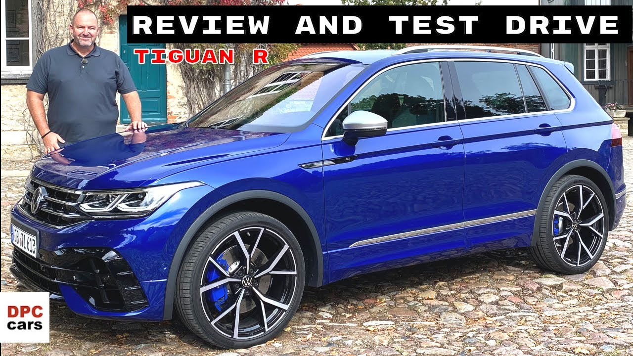 2021 VW Tiguan R Review and Test Drive - Volkswagen - YouTube