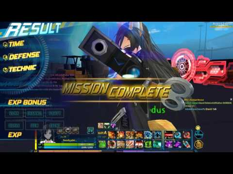 [Closers Indonesia] Airport #3 - coba Dungeon