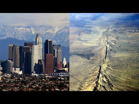 ALERTA EN CALIFORNIA POR TERREMOTO 8,2 EN LA FALLA DE SAN ANDRES THE BIG ONE 2017