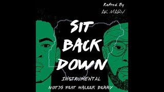 Download Not3s ft Maleek Berry - Sit Back Down Instrumental (Prod. By Ak Marv) | BEST ON YOUTUBE MP3 song and Music Video