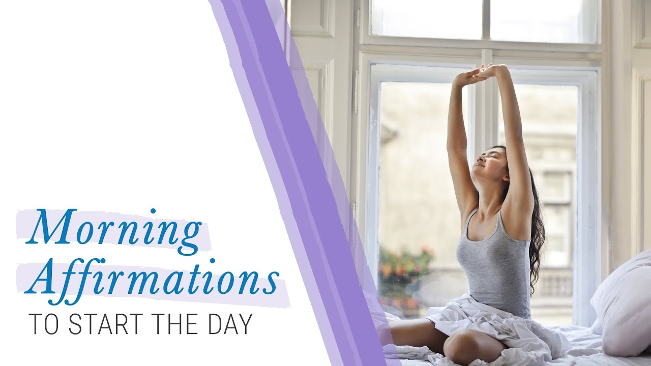Morning Affirmations for Success   Jack Canfield