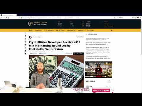 Daily Cryptocurrency News in 5 minutes November 2nd CCNN