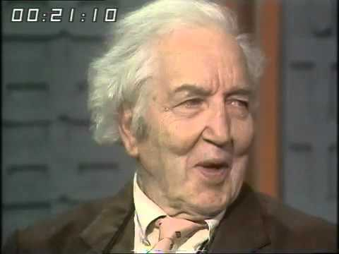 Poet Robert Graves Interview 1975