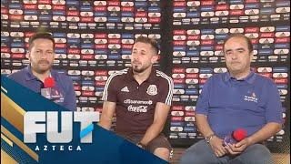 Exclusiva | Héctor Herrera rompe el silencio tras 15 meses de ausencia con la Selección Azteca