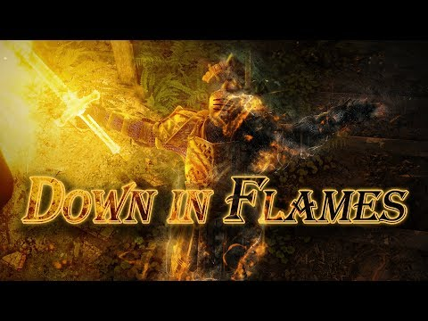 For Honor - Down in Flames [Rep 50 Lawbringer]