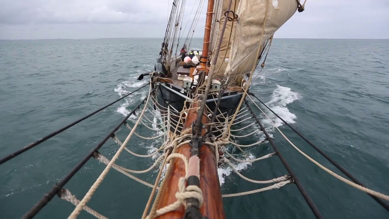 Tall Ship Sailing Holidays & Voyages UK - Scottish Isles - Cornwall