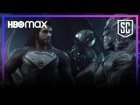 Justice League Snyder Cut (2021) Darkseid Trailer Concept   HBO Max