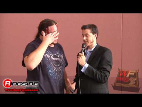 Abyss Interview TNA Wrestling Jakks Pacific Slammiversary VIII Toy Action Figure