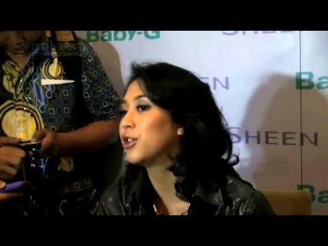 Sherina Garap Album Baru Sampai Ke Hongkong