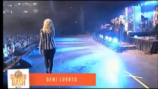 Really Don't Care - Demi Lovato Ft. Cher Lloyd (Performance at Summer Bash Pepsi)