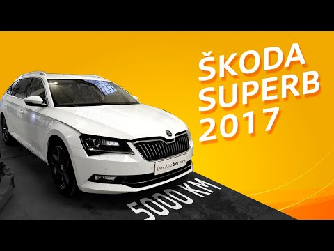Our first MTM Project - Škoda Superb 2.0 TSI 4x4 M-Cantronic