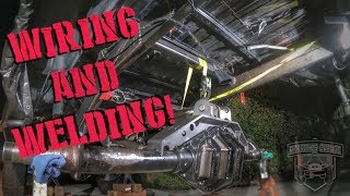 Merricks Garage - building a rear wiring harness for the K30Blazer
