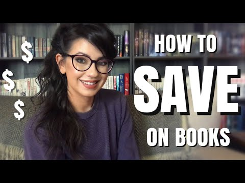HOW TO SAVE ON BOOKS