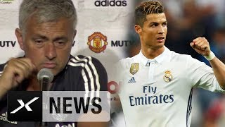 "Cristiano Ronaldo-Rückkehr? Jose Mourinho: ""Mission Impossible"" | Manchester United | Premier League"
