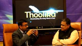 Shibu Thomas   -  Christian  Persecution Relief Founder for India