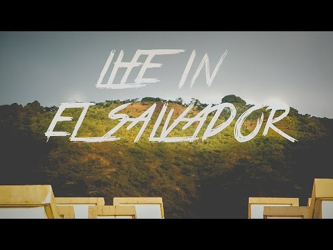 LIFE IN EL SALVADOR - Short film on a iPhone + Canon Point and Shoot | Travel Videos