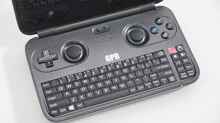 Unboxing GPD Win Atacado Games