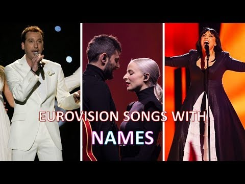 Eurovision songs with