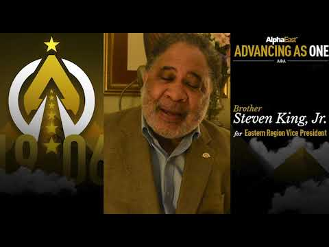 Why Steve - Bro. Rufus Jones (Advancing As ONE)