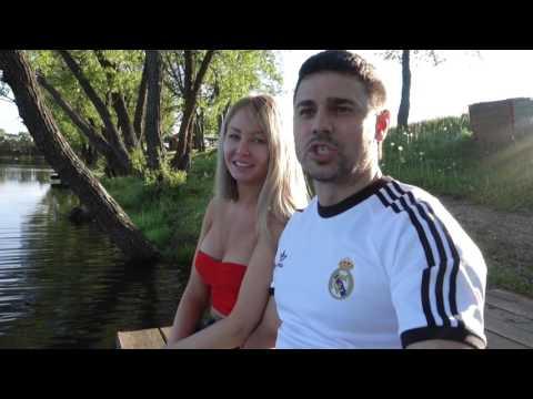 Новая блондинка Ивана Барзикова.  Рыбалка,дети,шашлыки,друзья.  Дарья Пынзарь перевернула тачку.