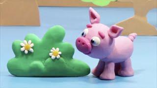 Play Doh Clay cartoon BabyClay