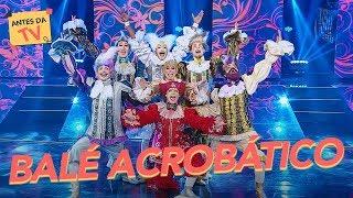 Grupo Tholl: Balé Acrobático | Fábrica de Talentos | Estreia | Humor Multishow