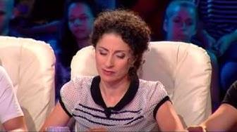 Анастасия Димитрова - The X Factor Bulgaria (09.09.2014)