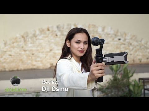 DJI Osmo Review Indonesia