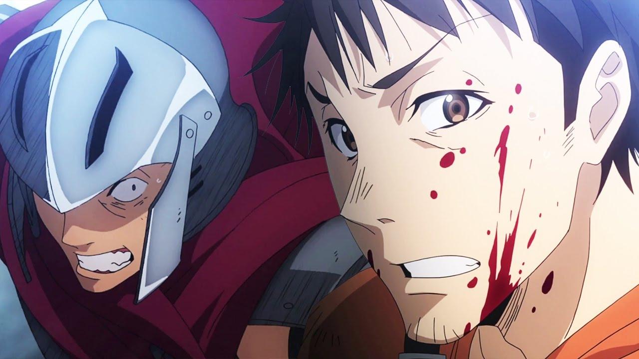 gate jieitai kanochi nite kaku tatakaeri episode 1 anime review