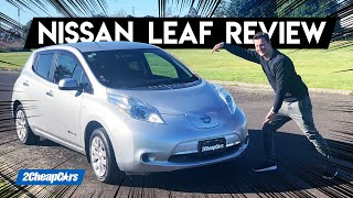 JDM 2013 Nissan Leaf review and road test